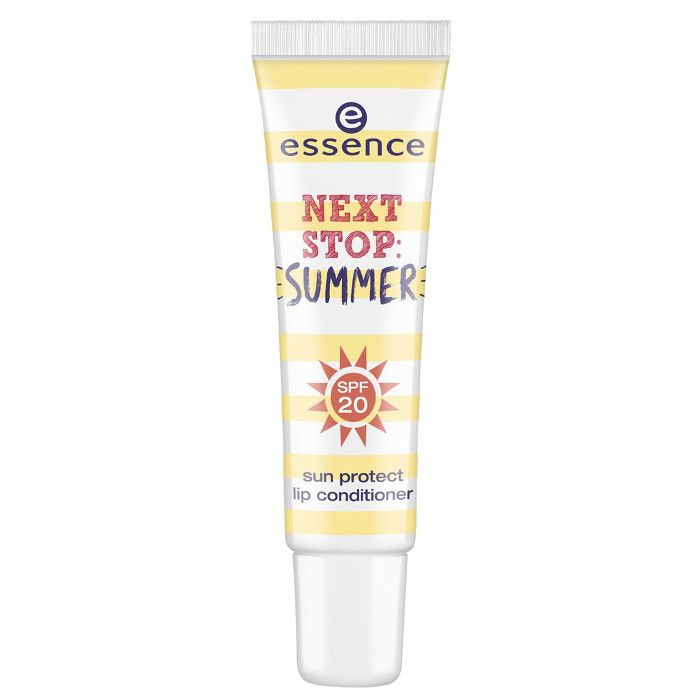 essence next stop summer sun protect lip conditioner 01 destination vacation 12ml compressor