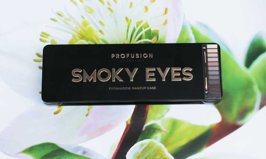 profusion smokey eyes palet
