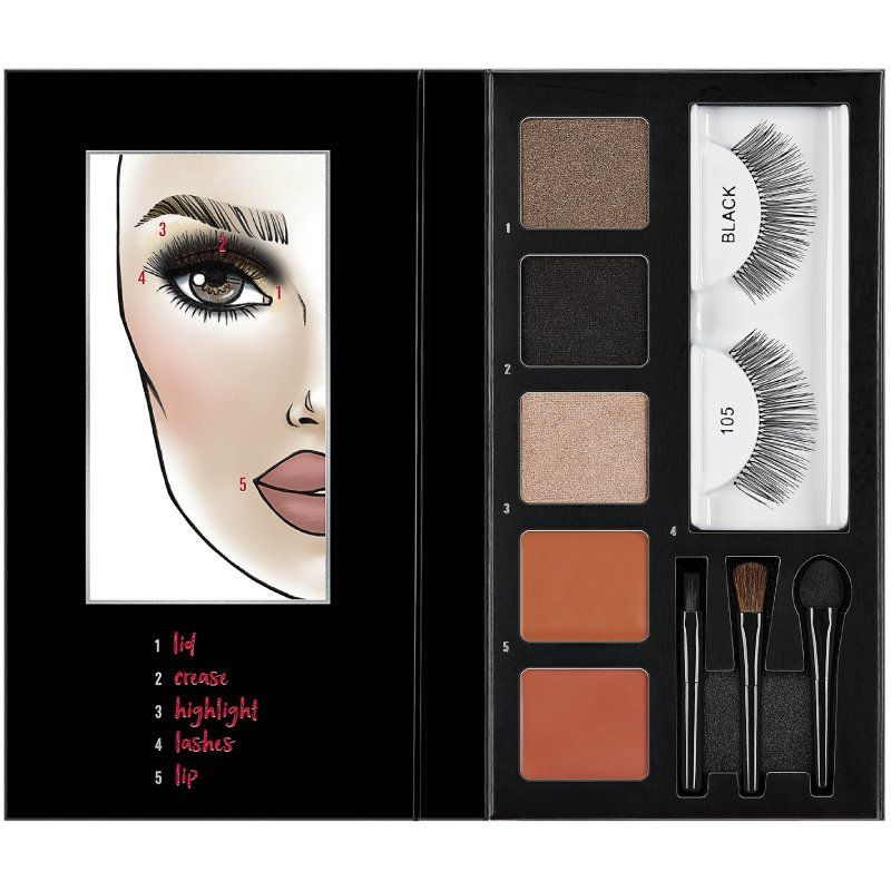 ardell beauty paletka na liceni oci rtu looks to kill 05131 sultry night out compressor