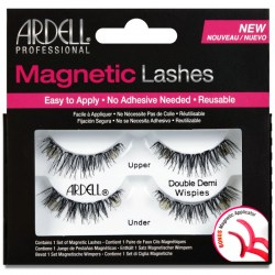 ARDELL PRO Magnetic eyelashes Double Demi Wispies Magnetické řasy s aplikátorem