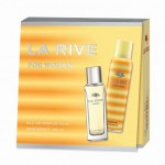 LA RIVE FOR WOMAN Dárkový set 90+150ml