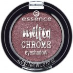 ESSENCE Oční stíny melted chrome 01 zinc about you 2g