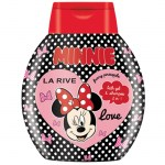 LA RIVE DISNEY MINNIE Sprchový gel a šampon 2v1 250ml