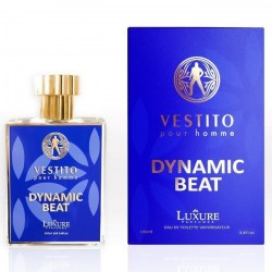 LUXURE VESTITO pour homme DYNAMIC BEAT Pánská EDT 100ml